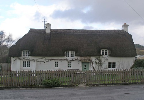 Cruck Cottage Briantspuddle