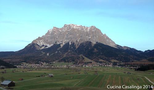 Post Lermoos Zugspitze 14112014