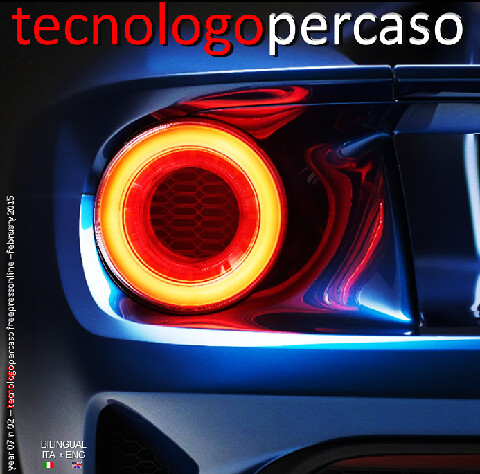 Bilingual Magazine to all hi-tech lovers (Italiano + English)