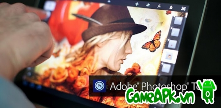 Adobe Photoshop Touch v1.7.5 Cracked cho Android
