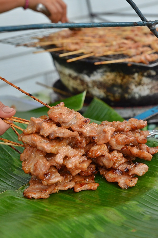 Thai Grilled Pork Satay