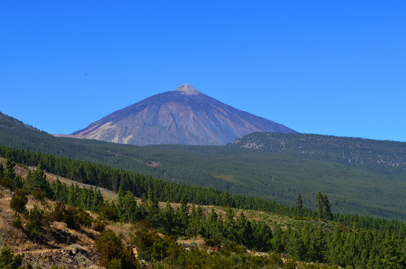 Mount Teide, Orotava Valley, Tenerife