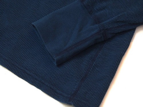 Velva Sheen / 1Pac Slub Thermal - Indigo