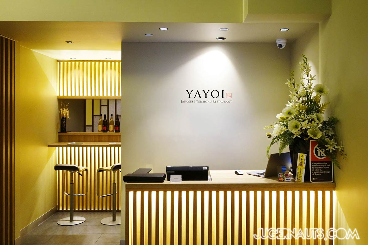 yayoi japanese teishoku restaurant sydney cbd jugernauts sydney foodblog a sydney food blog. Black Bedroom Furniture Sets. Home Design Ideas
