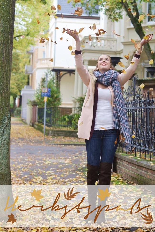 Herbstspaß Banner