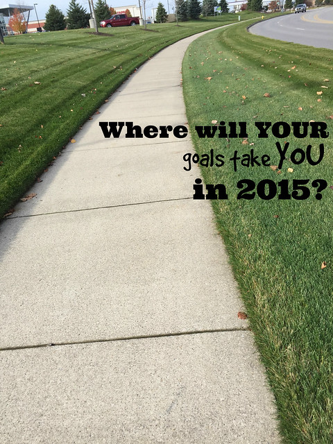 where will your goals take you in 2015