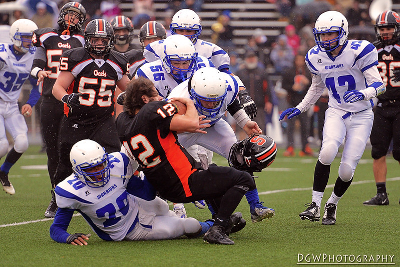 Shelton vs. Hall-West Hardford - High School Football