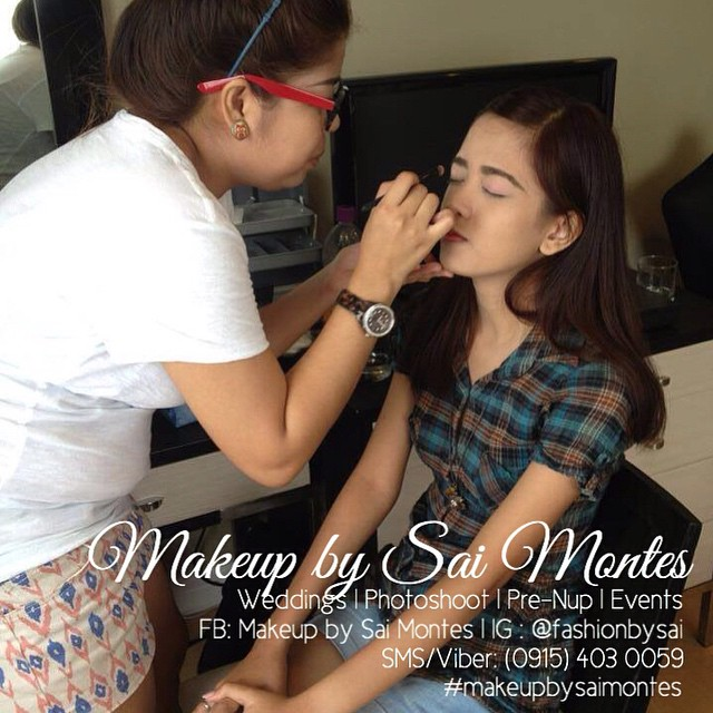 professional wedding makeup artist philippines