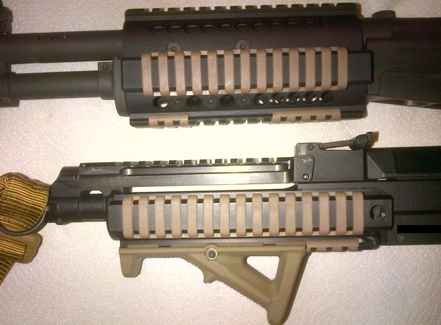 NEA handguards back in stock