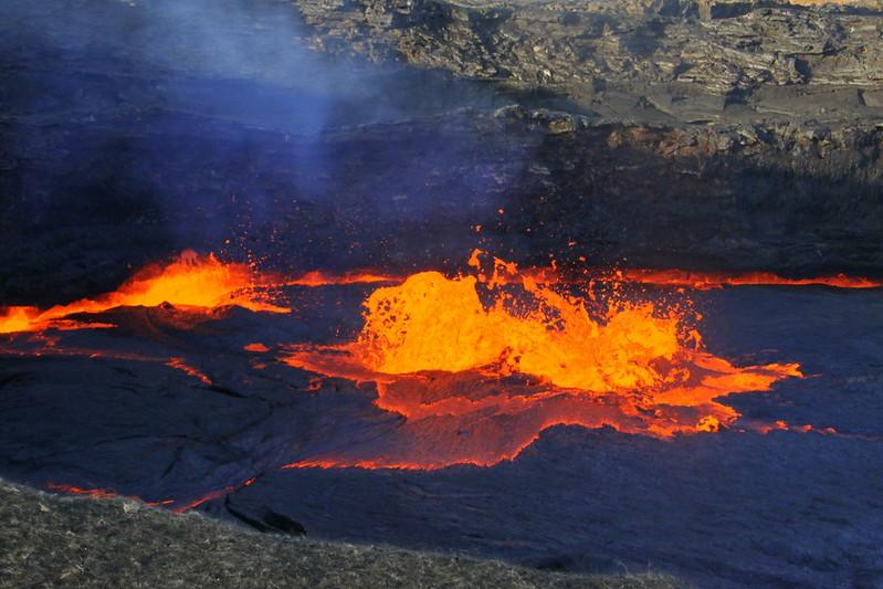 Volcán Etiopía