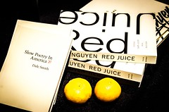 Books with clementines