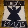 ANGEL BLANKET FOR LORCAN
