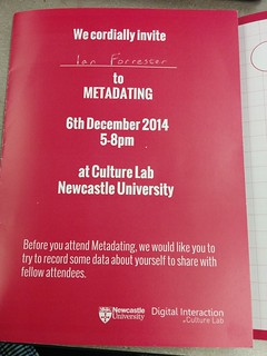 Metadating