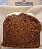 gingerbread loaf from Peet's Coffee and Tea in San Francisco