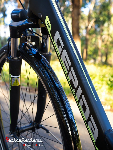 """Gepida Reptila (equipped with Shimano STEPS) • <a style=""""font-size:0.8em;"""" href=""""https://www.flickr.com/photos/ebikereviews/16115278524/"""" target=""""_blank"""">View on Flickr</a>"""