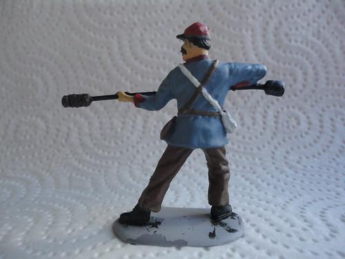 IMEX 1:32/54mm Confederate Cannon Set ref 781 16117241367_baeac4bf05