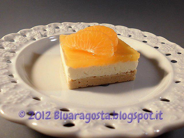 07-cocco cheesecake con gelatina al mandarino