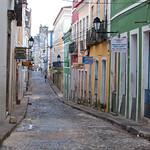 Street Scene, Pelourinho, Salvador (2014)