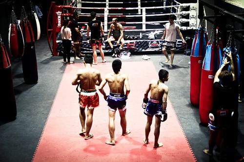 Cần bao lâu để có thể trở thành một võ sĩ chuyên nghiệp?