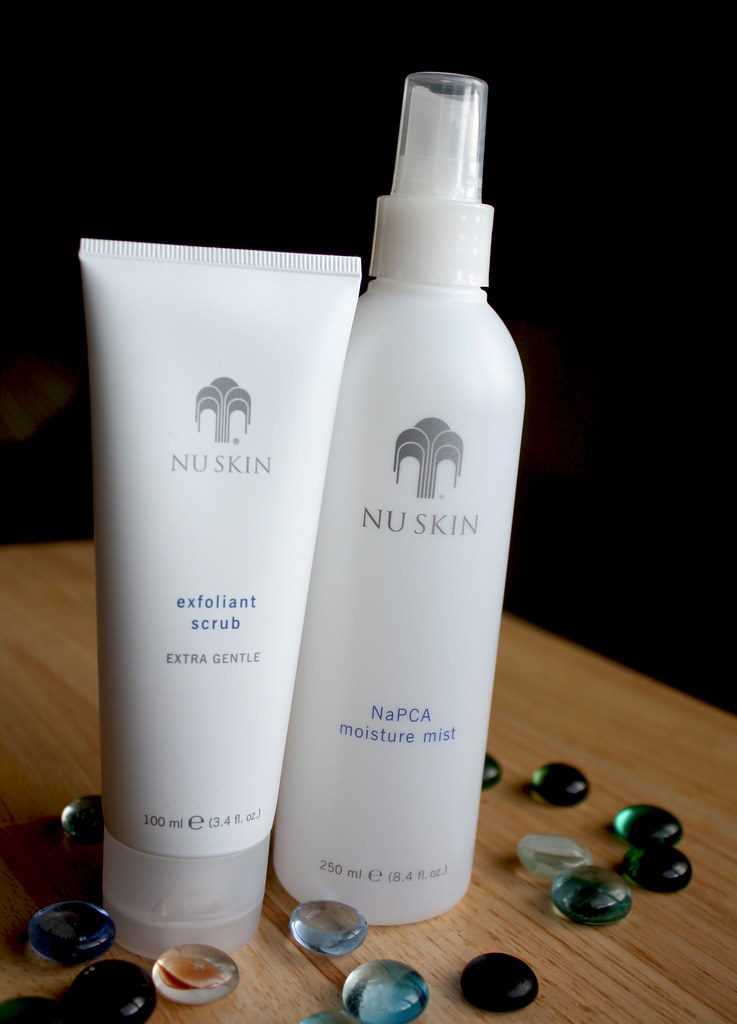 NU Skin Exfoliant Scrub