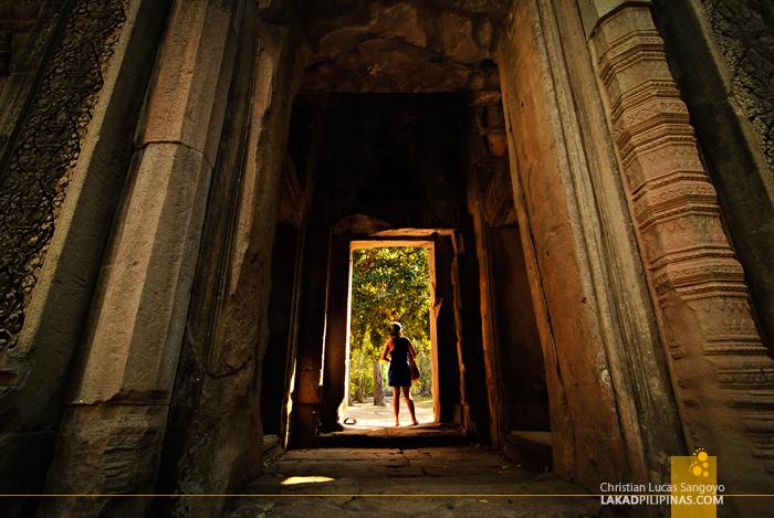 Banteay Kdei in Siem Reap