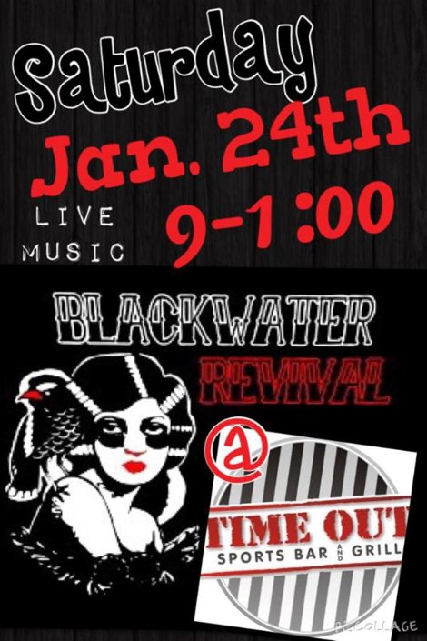 Blacvkwater Revival 1-24-15