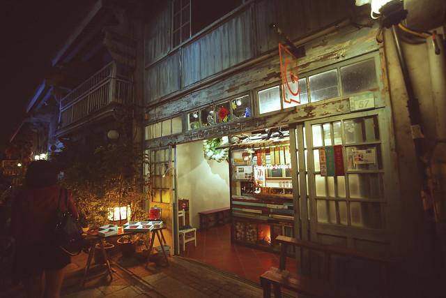 台南 海安路 神農街