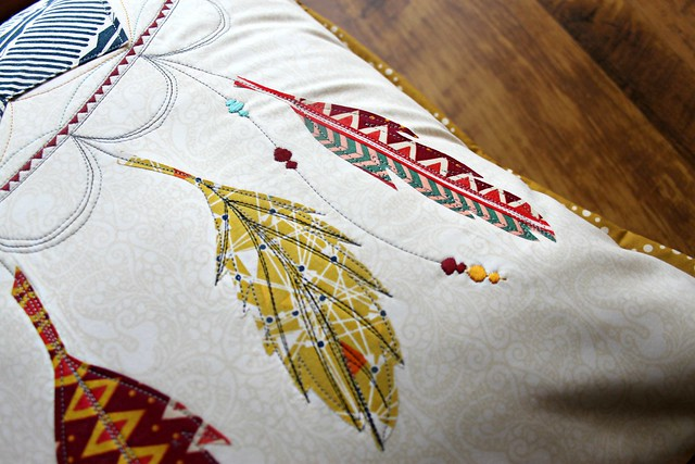 Dreamcatcher Pillow Details