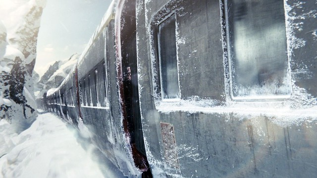 Snowpiercer - Fight Your Way To The Front