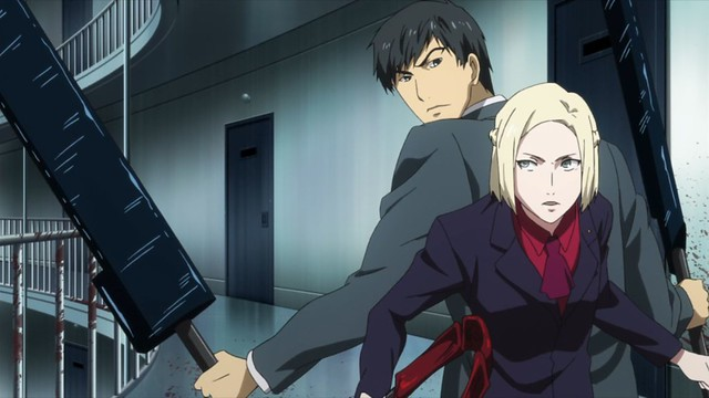 Tokyo Ghoul A ep 4 - image 11