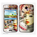 Phone Skin (Samsung-GALAXY-Core4-2) by Dr. C (Looking for a Publisher)