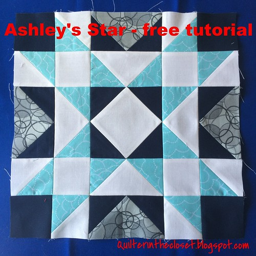 Ashley's Star Tutorial