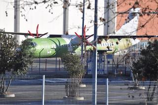 F-WWEH / ???? ATR 72-600 msn 1233 NAC