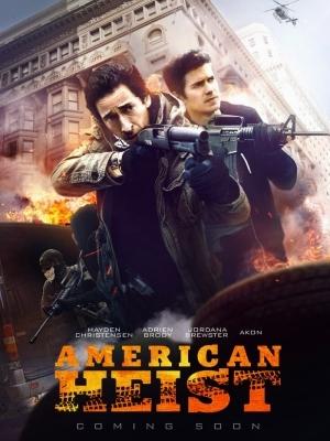 Băng Cướp Ngân Hàng - American Heist (2014)