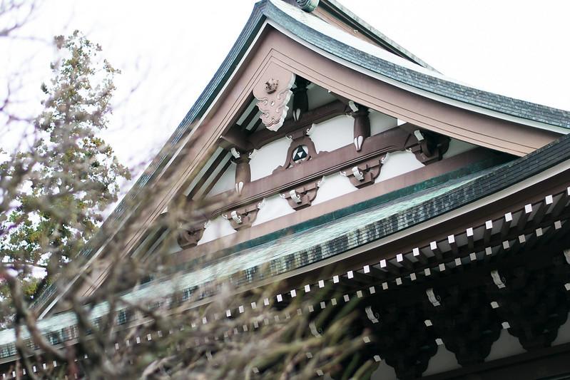 BUTSUNICHIAN Engakuji Temple Kamakura