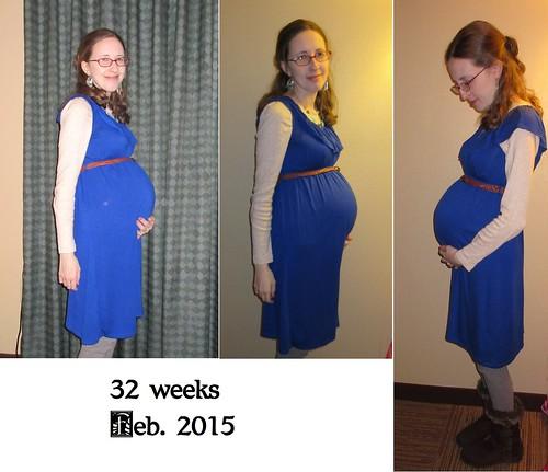 32weeks