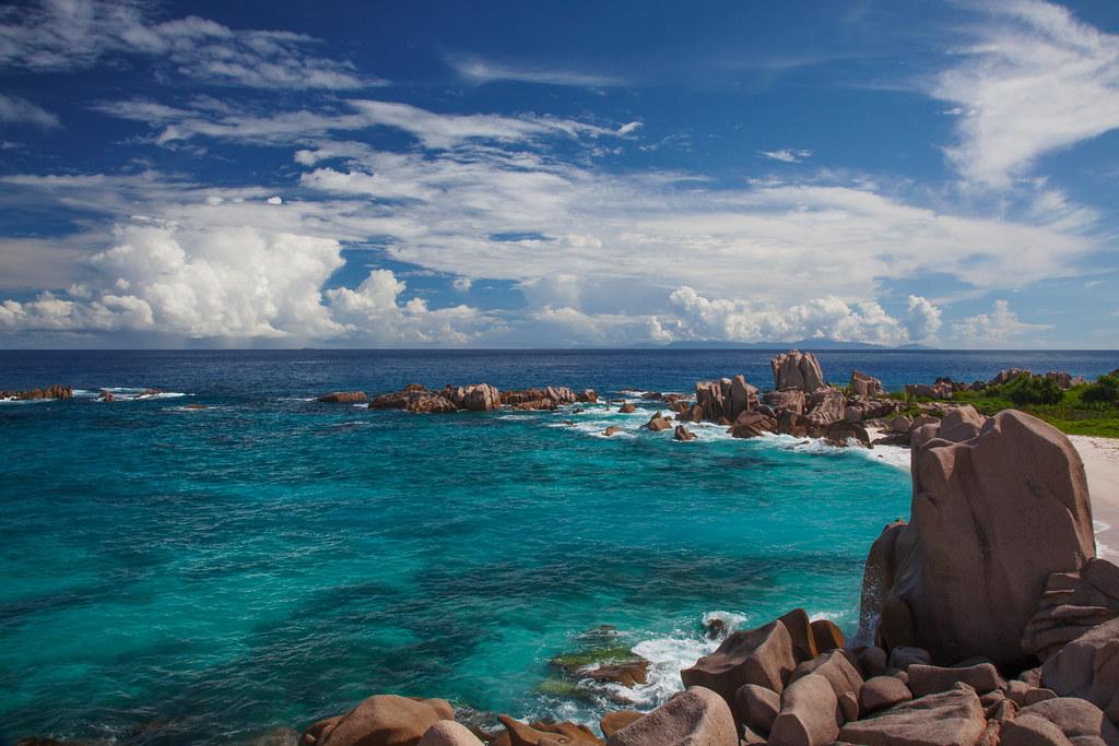 Anse Marron, La Digue, Seychelles