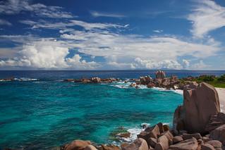 Anse Marron の画像. seychelles ladigue ansemarron