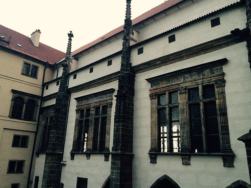 Prague Chancellory