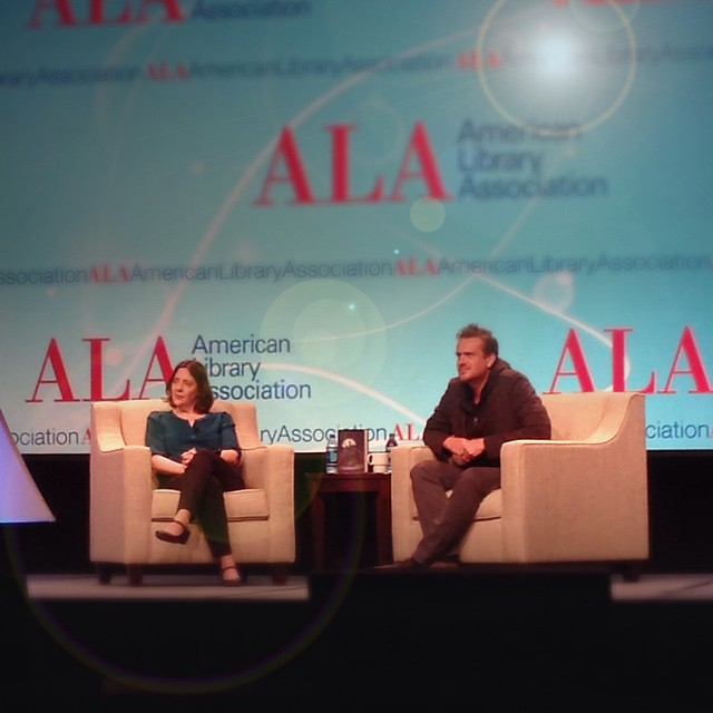 Just saw Jason Segel talking about his mid-grade novel, Nightmares, and it was AWESOME.