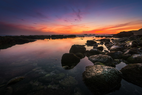 sunset sea seascape portugal water rocks sony tokina algarve a77 tokinaatxpro1116mmf28