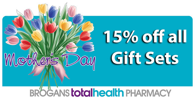 Mothers Day, Brogans Pharmacy