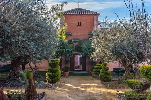 Un fin de semana en la casa rural Finca Villa Juan de Ribera del Fresno