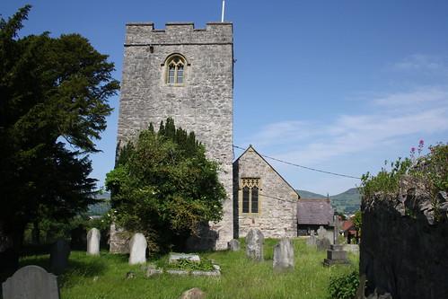 St Mary, Llandfwrog, Denbigshire