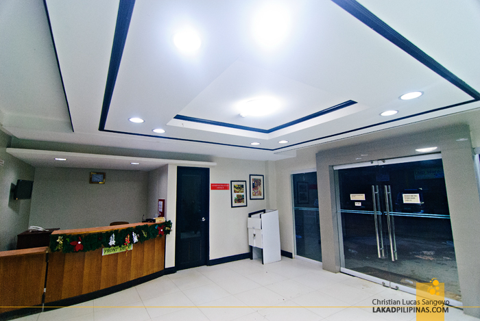 Capitol Plaza Hotel Lobby in Quirino