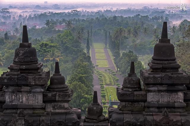 Yogyakarta Borobudur Temple