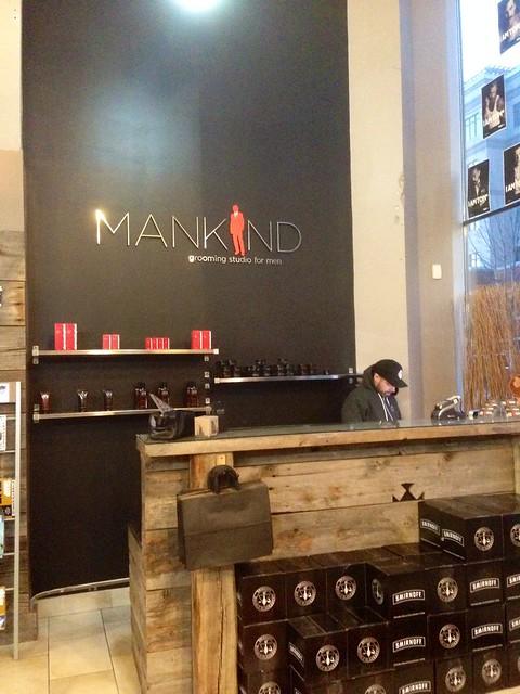 Mankind Grooming Studio