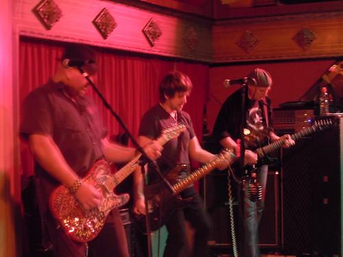03/13/15 Crashmatic @ Party House, Minneapolis, MN