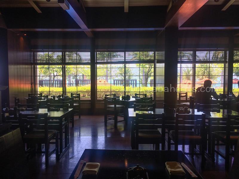 Nagisa, Hyatt Regency Kinabalu