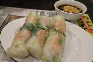 Pho So 1 - Goi Cuon – Salad Roll